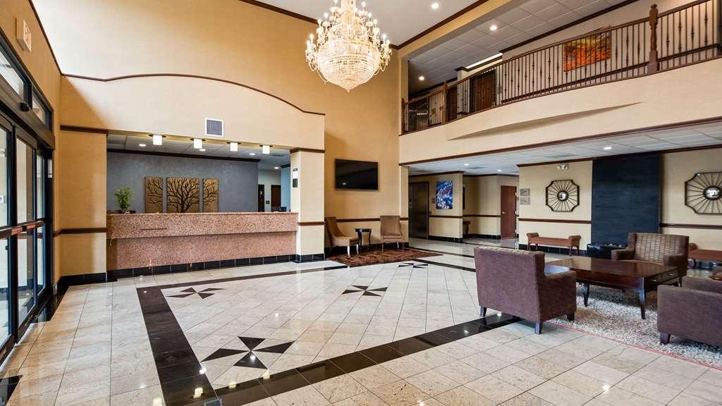 Best Western Plus McKinney Inn & Suites - Vue du lobby