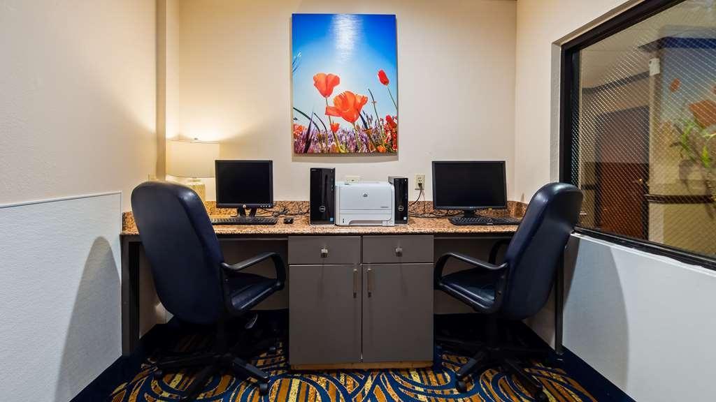 Best Western Plus McKinney Inn & Suites - centre des affaires