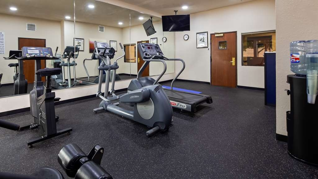 Best Western Plus McKinney Inn & Suites - Fitnessstudio