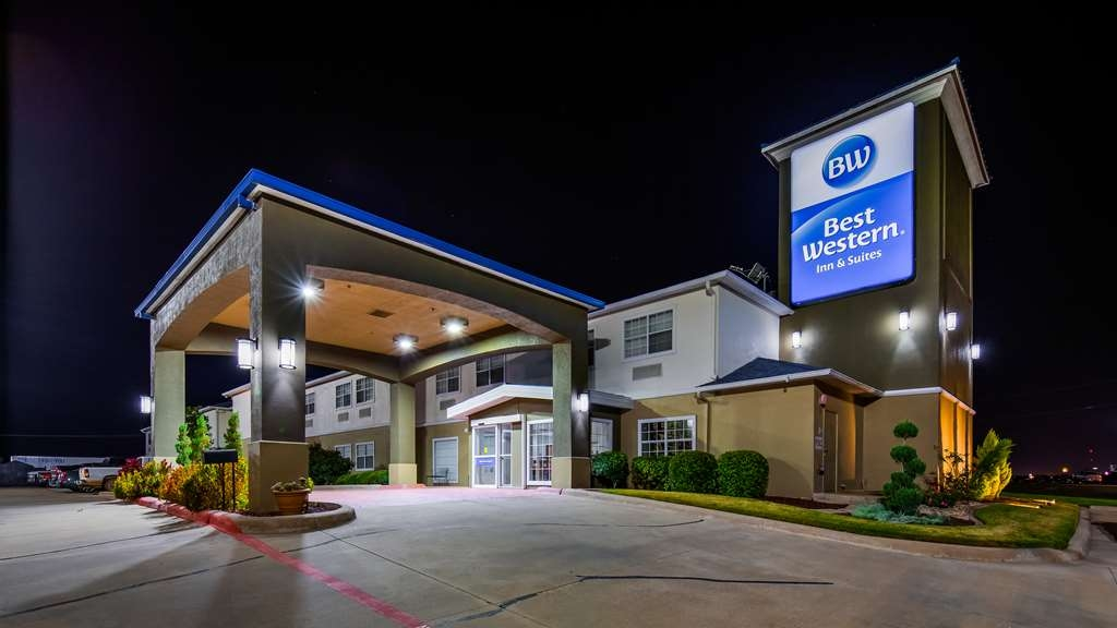 Best Western Club House Inn & Suites - Facciata dell'albergo