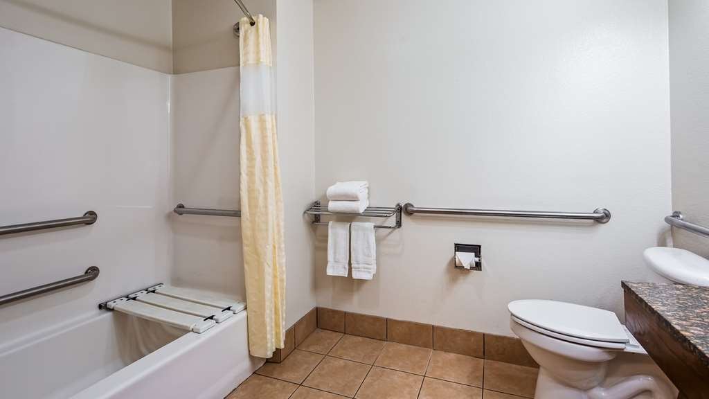 Best Western Club House Inn & Suites - Habitaciones/Alojamientos