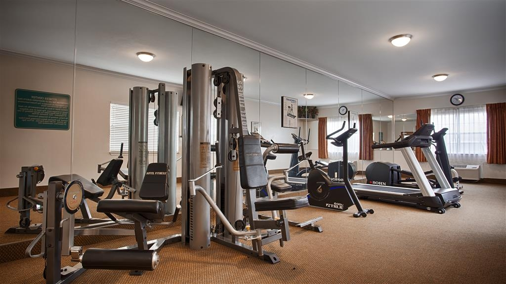 Best Western Club House Inn & Suites - Sala fitness