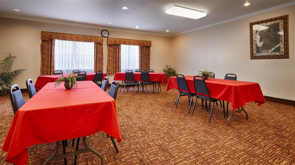 Best Western Club House Inn & Suites - Sala meeting