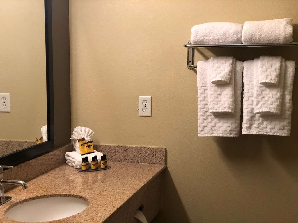 Best Western Plus Hill Country Suites - Guest room