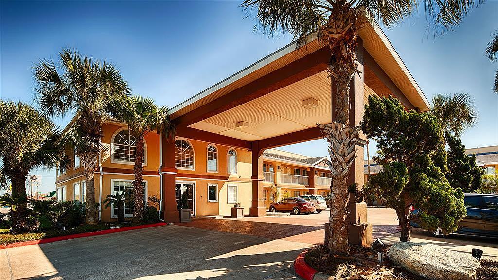 Best Western Paradise Inn - Vue de l'extérieur