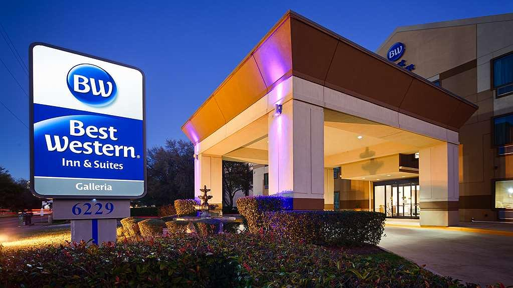 Best Western Galleria Inn & Suites - Vista Exterior