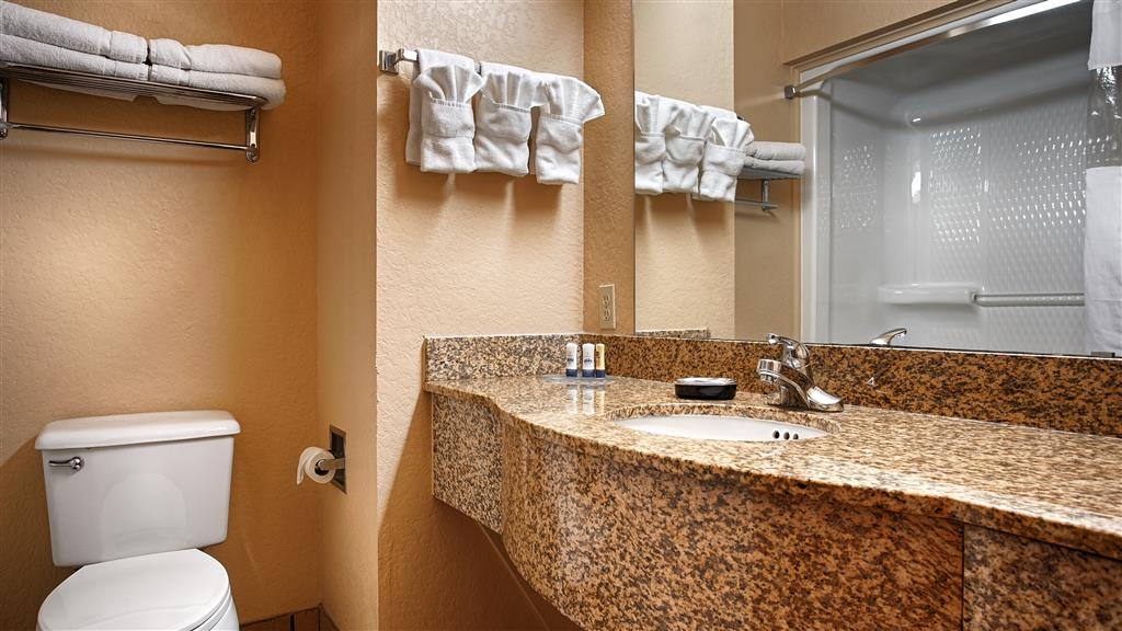 Best Western Plus Fredericksburg - We take pride in making everything spotless for your arrival.