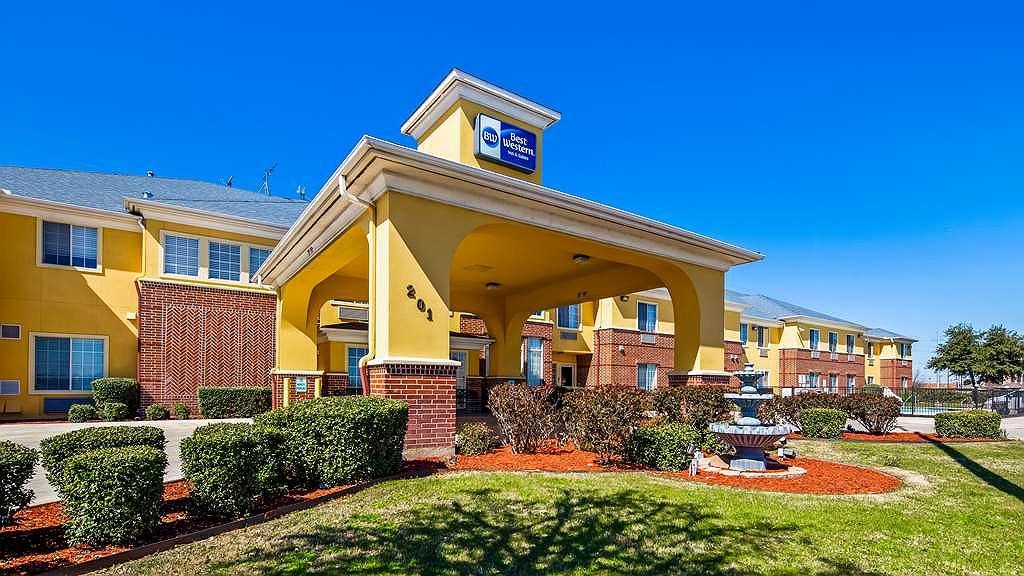 Best Western Fort Worth Inn & Suites - Aussenansicht