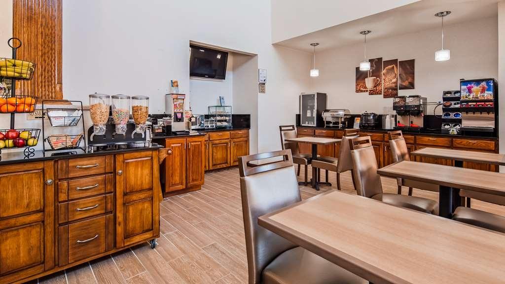 Best Western Fort Worth Inn & Suites - Ristorante / Strutture gastronomiche