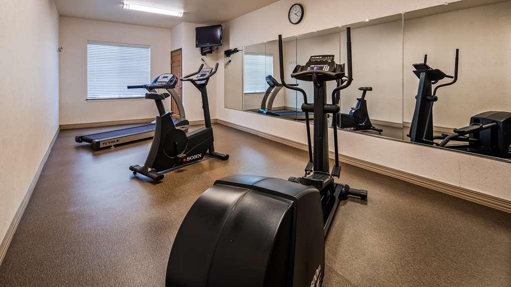 Best Western Fort Worth Inn & Suites - Fitness Center
