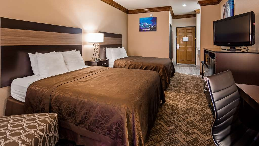 Best Western Fort Worth Inn & Suites - Two Queen Guest Room
