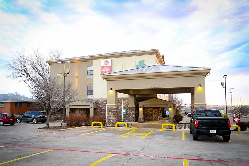 Best Western Plus Shamrock Inn & Suites - Vue extérieure