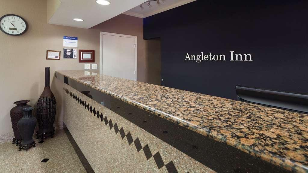 Best Western Angleton Inn - Hall