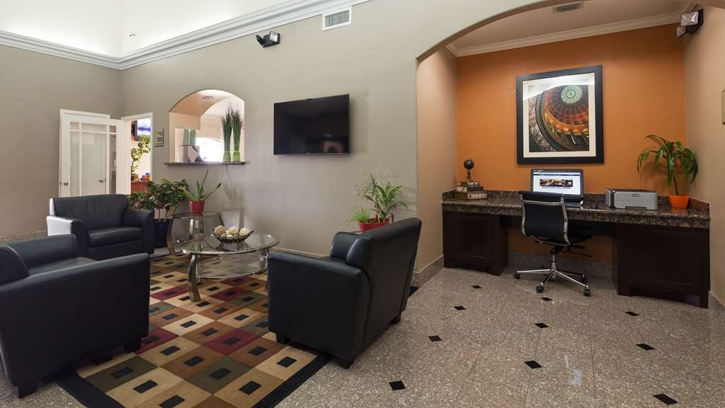 Best Western Angleton Inn - Stay productive during your time away from home in our business center.