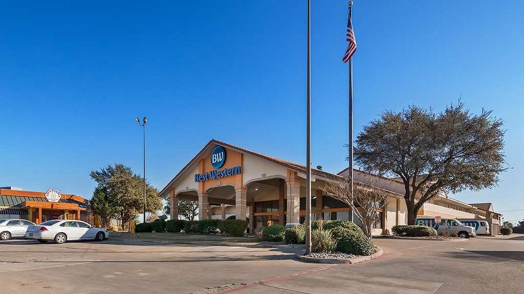 Best Western Irving Inn & Suites at DFW Airport - Aussenansicht