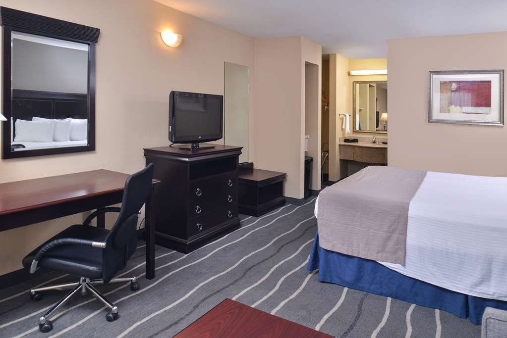 Best Western Irving Inn & Suites at DFW Airport - standard chambre