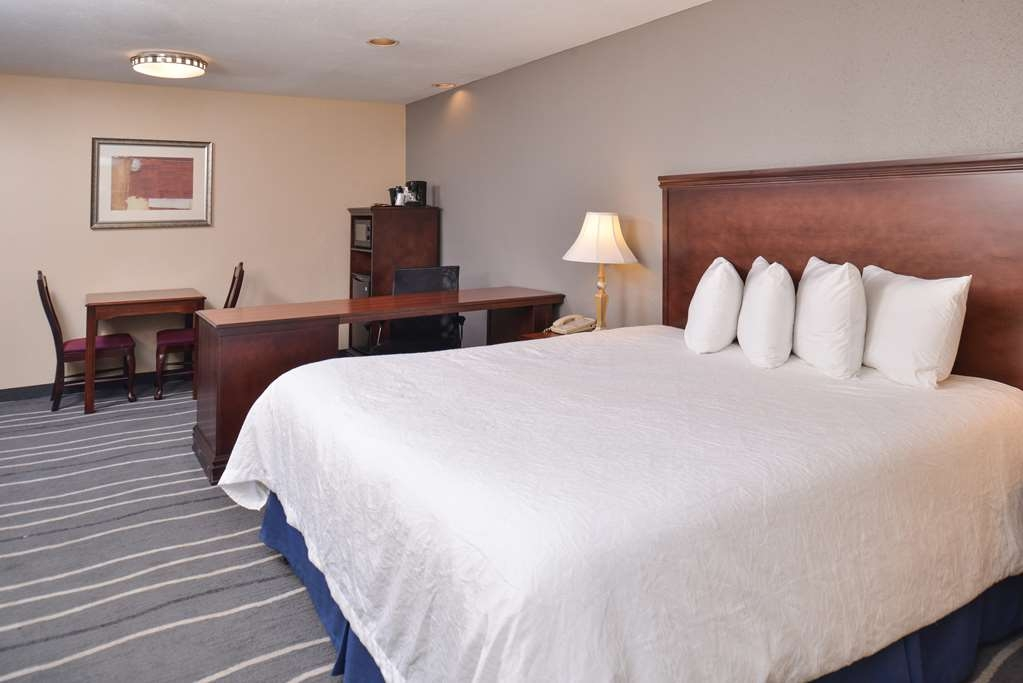 Best Western Irving Inn & Suites at DFW Airport - No need to go very far from work to relaxation in our studio suites.