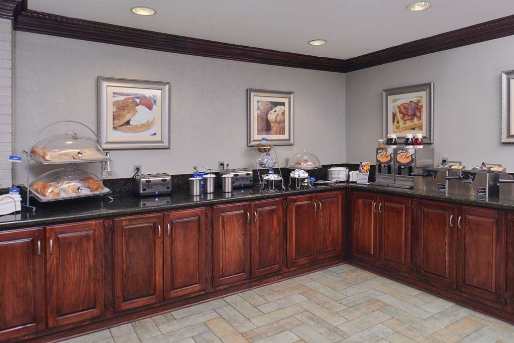 Best Western Irving Inn & Suites at DFW Airport - Le petit déjeuner buffet