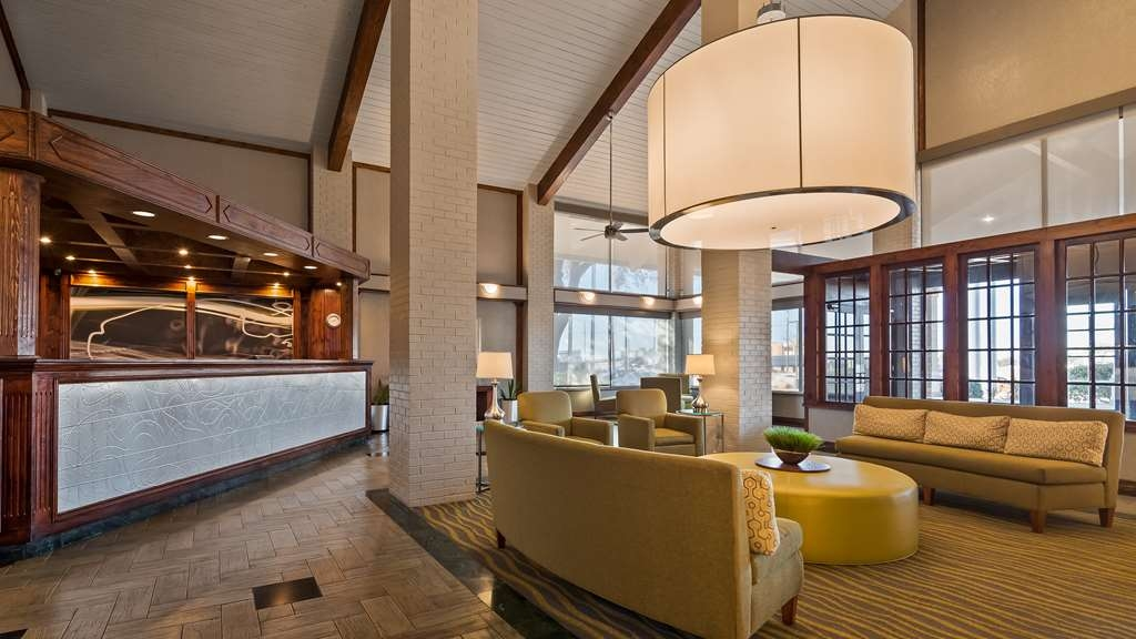 Best Western Irving Inn & Suites at DFW Airport - Vue du lobby