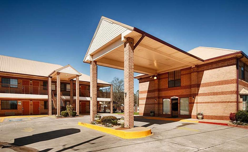 Best Western Executive Inn - Area esterna