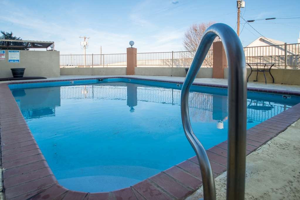 Best Western Post Inn - Piscina