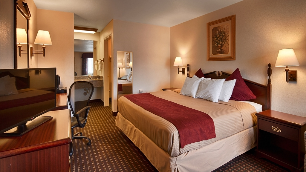 Best Western Johnson City Inn - standard-zimmer