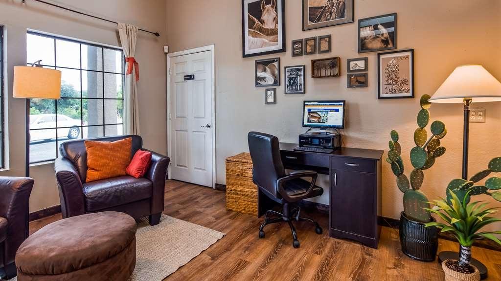 Best Western Johnson City Inn - centro de negocios-característica