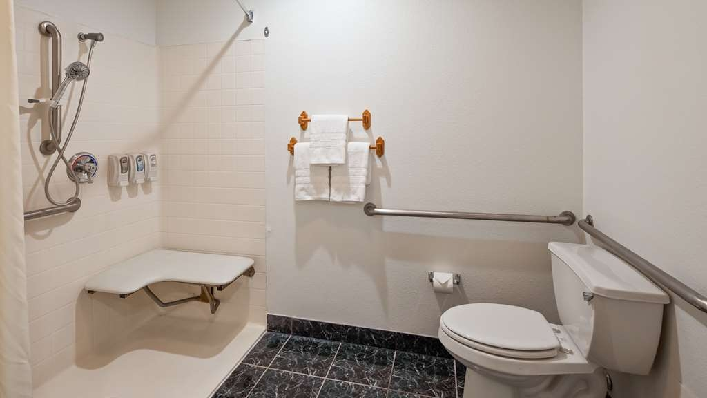 Best Western Johnson City Inn - Habitaciones/Alojamientos