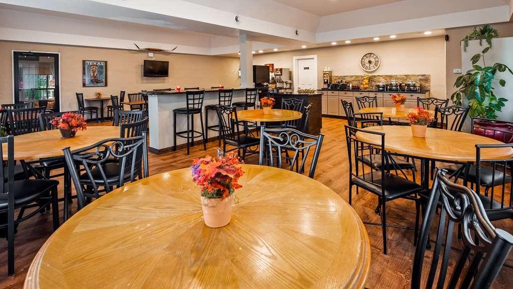 Best Western Johnson City Inn - Restaurante/Comedor