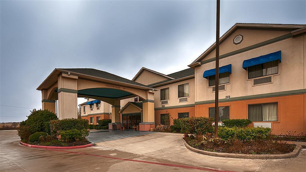 Best Western Executive Inn & Suites - Vista esterna