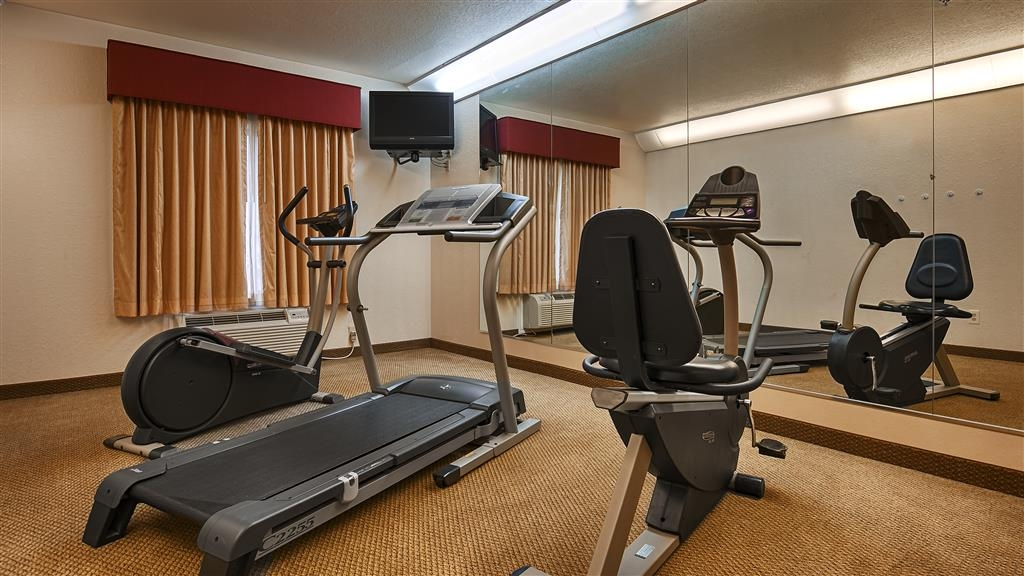 Best Western Executive Inn & Suites - Fitnessstudio