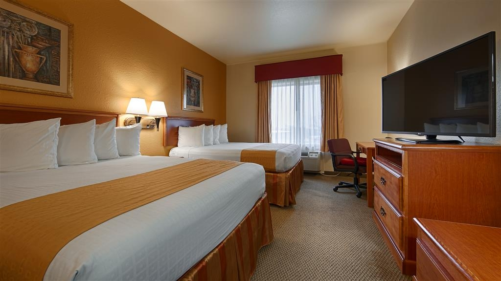 Best Western Executive Inn & Suites - Gästezimmer