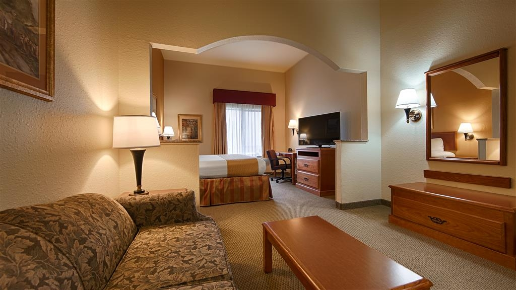 Best Western Executive Inn & Suites - Habitación