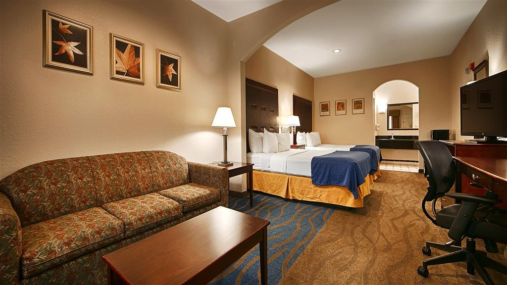 Best Western Windsor Suites - Gästezimmer