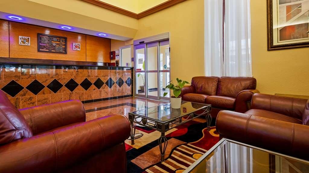 Best Western Windsor Suites - Lobbyansicht