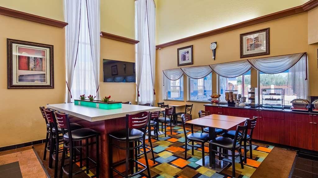 Best Western Windsor Suites - Restaurant / Gastronomie