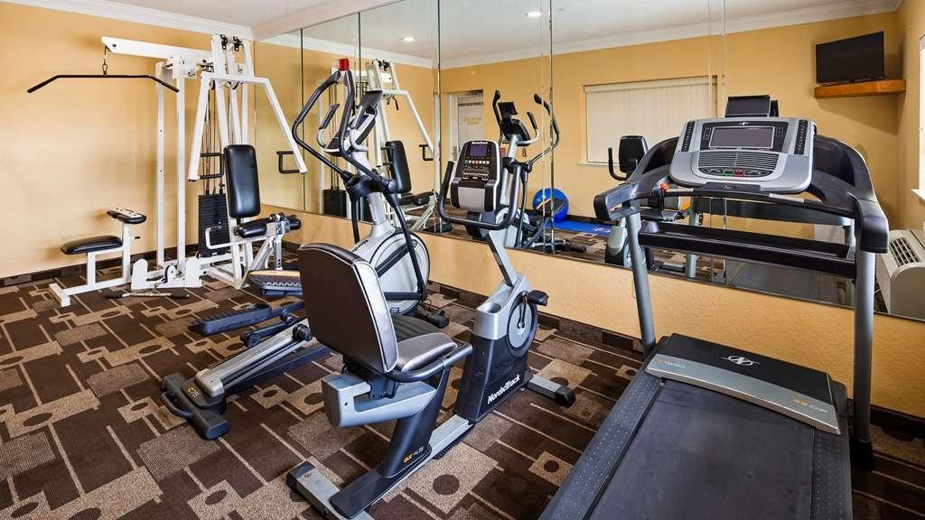 Best Western Windsor Suites - Fitnessstudio