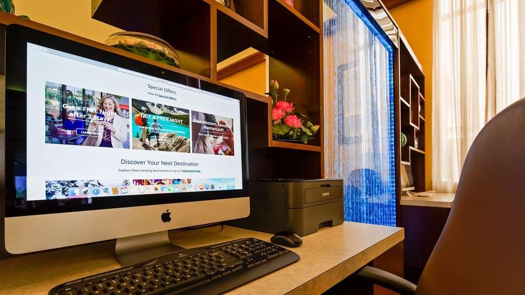 Best Western Windsor Suites - affari-centro