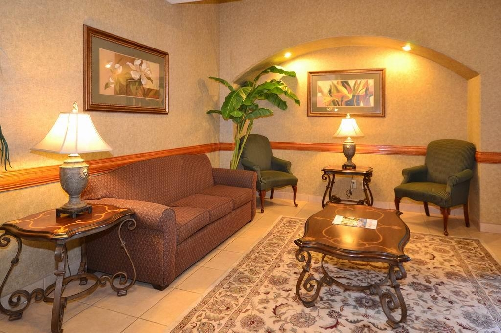 Best Western Casa Villa Suites - Hotel Lobby