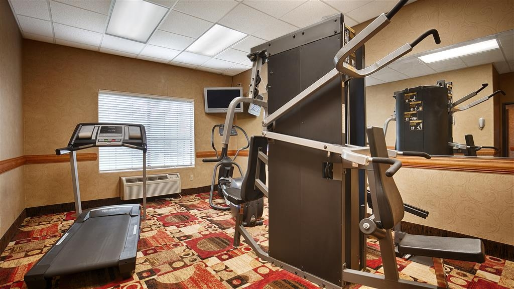 Best Western Casa Villa Suites - Centre de fitness