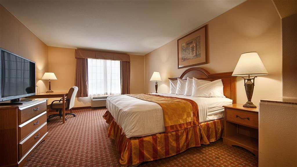 Best Western Casa Villa Suites - Chambre