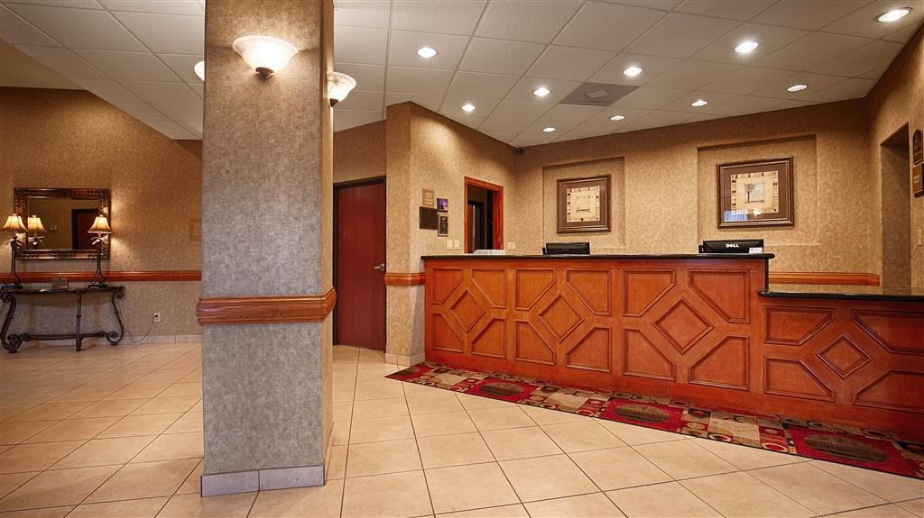 Best Western Casa Villa Suites - Foyer