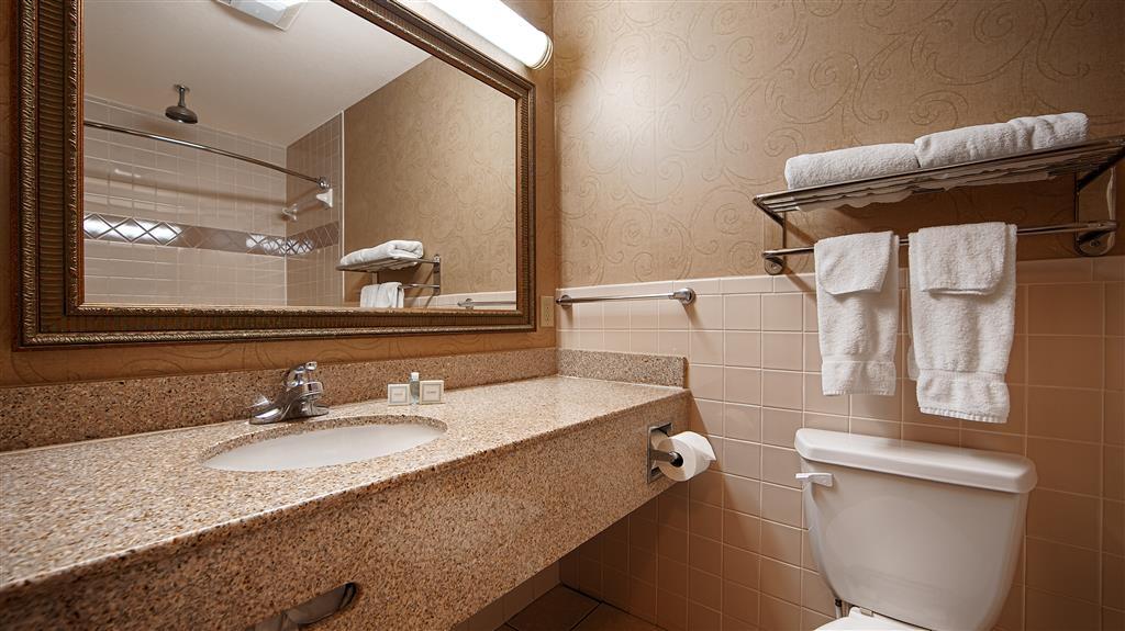 Best Western Casa Villa Suites - Salle de bains