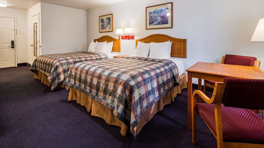 Best Western Pineywoods Inn - Chambres / Logements