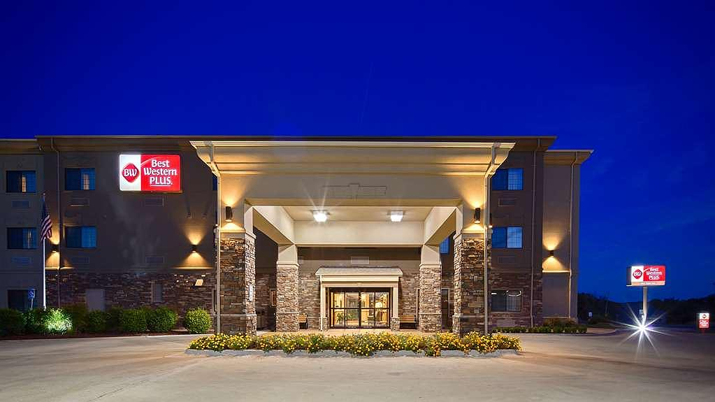 Best Western Plus Red River Inn - Vue extérieure