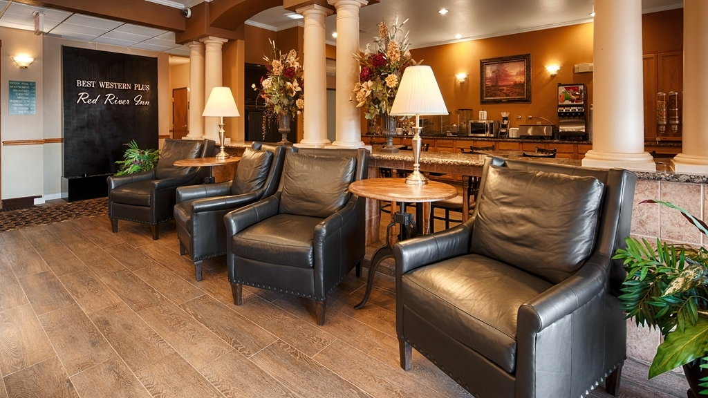 Best Western Plus Red River Inn - We strive to exceed your every expectation starting from the moment you walk into our lobby.