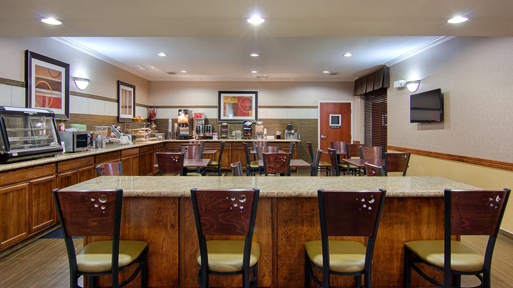 Best Western Dayton Inn & Suites - Le petit déjeuner buffet