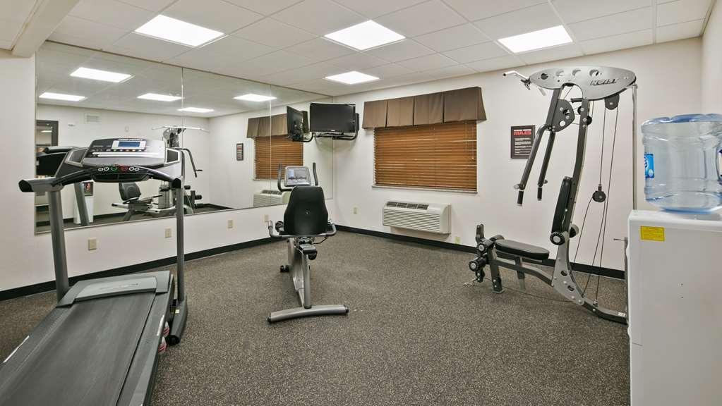 Best Western Dayton Inn & Suites - Fitness Center