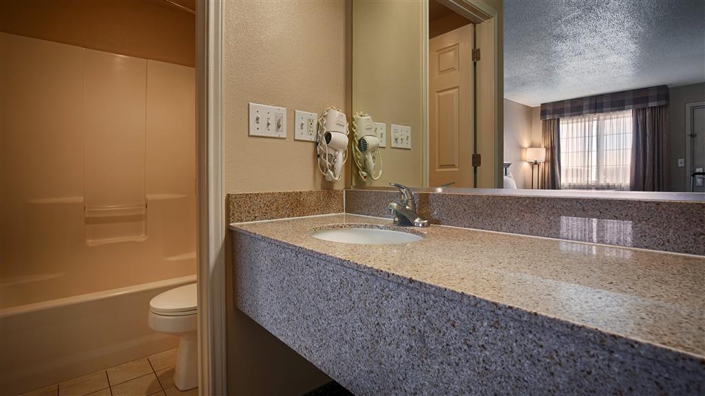 Best Western Taylor Inn - Salle de bains