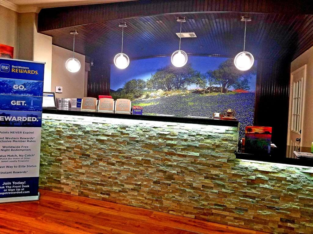 Best Western Post Oak Inn - Lobbyansicht